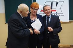 Nowe władze Okręgu Tarnów ŚZŻAK