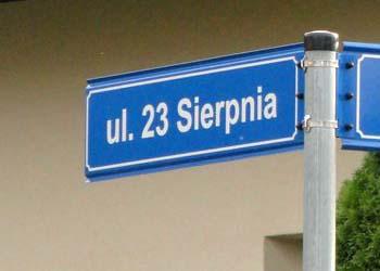 Ulica 23 Sierpnia